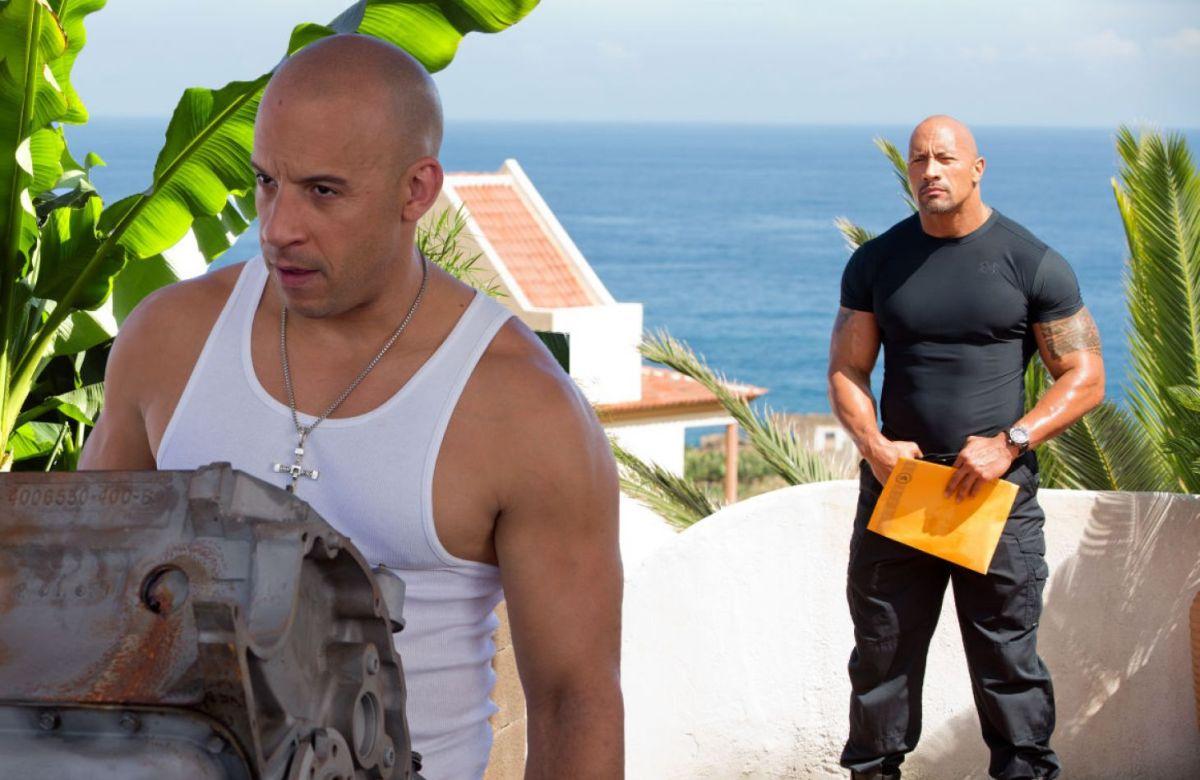 """Exclusivité: les premières images du film """"Fast & Furious 9"""" tourné à La Réunion"""